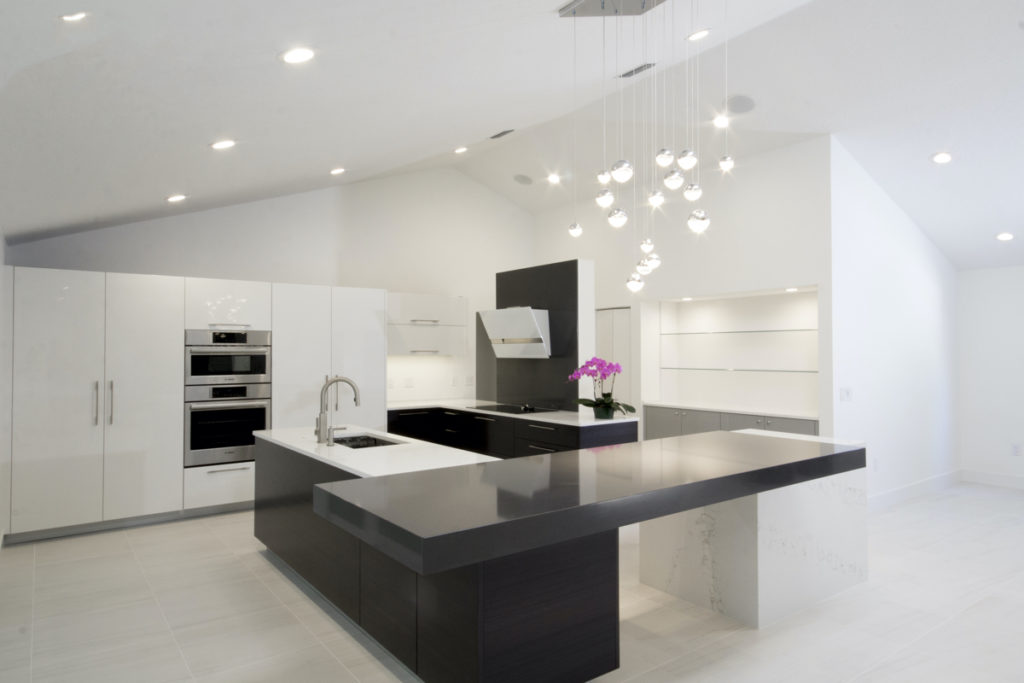 Contemporary Kitchen Remodeling Sarasota - Florida Project 2016